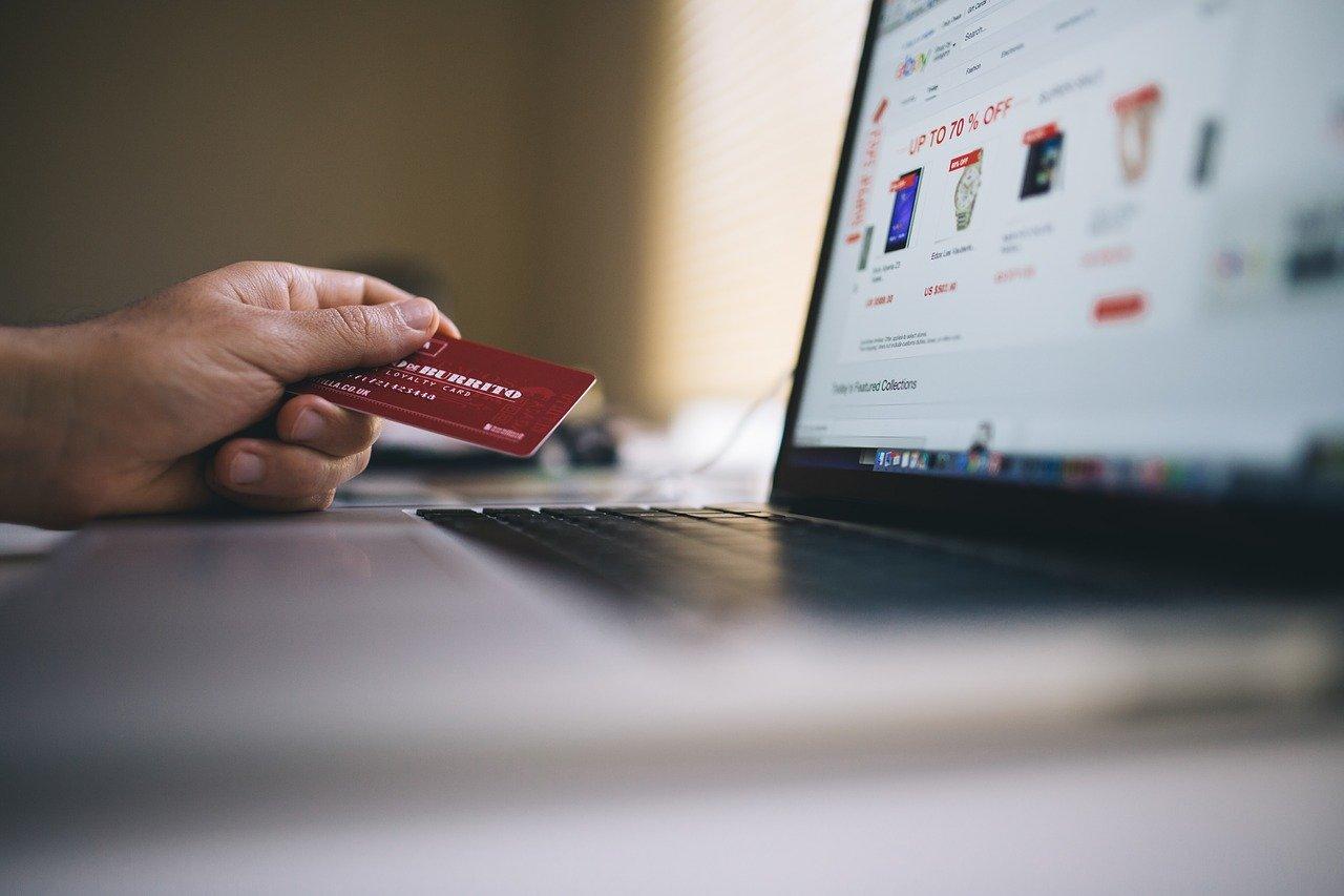 Les bienfaits du shopping en ligne.